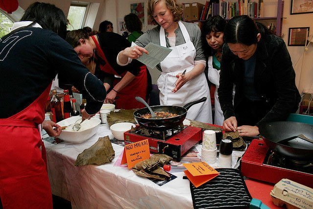 chinees koken workshop